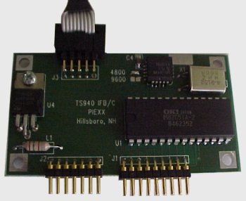 TS-940 Interface Board - Click Image to Close